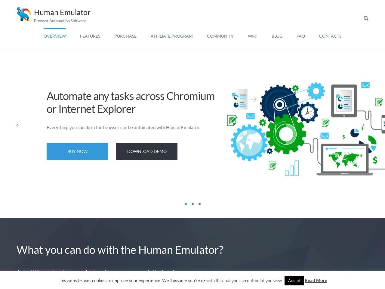 Human Emulator Standard