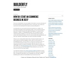 Freeblog- How Do I Start An Ecommerce Business In 2021?