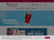 Shop at Burlington Coat Factory with coupons & promo codes now