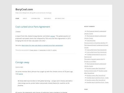 BuryCoal.com