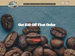Camano Island Coffee Roasters screenshot