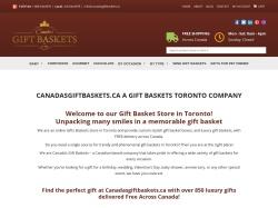 Canadas Gift Baskets coupon codes