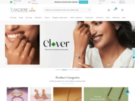 Online store Candere.com