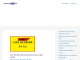 Les Schwab Bill Pay and account Login Guide