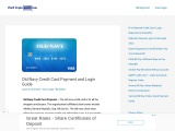 Old Navy Credit Card Payment and Login Guide
