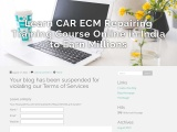 Learn CAR ECM Repairing Training Course Online in India to Earn Millions