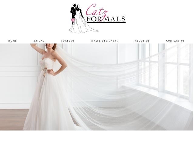 catzformalwear.com