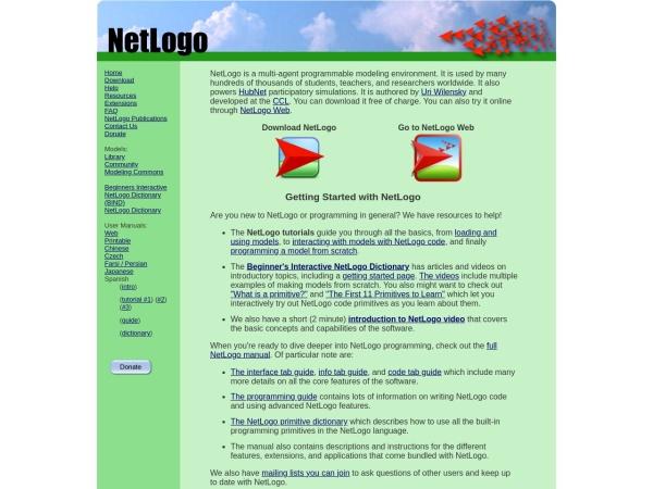 http://ccl.northwestern.edu/netlogo/