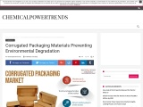 Corrugated Packaging Materials Preventing Environmental Degradation
