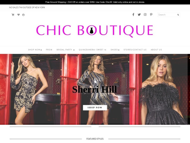 chicboutiqueny.com