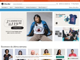 Online store Chico Rei