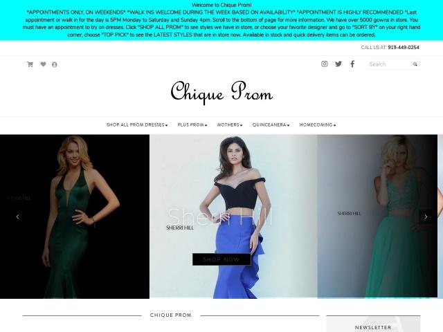 chiqueprom.com