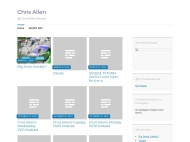 Highwind WordPress Theme example