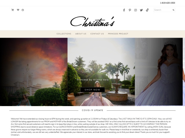 christinasfashion.com