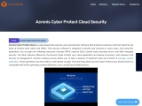 The Acronis Cyber Protect Cloud | Protect Your Data Easily