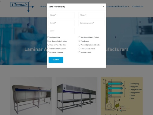 Laminar Airflow price