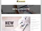 New Concrete by Guy Blank Concrete