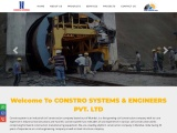 ConstroSystems & Engineers Pvt. Ltd : Formworks & Slipform Construction Company in India