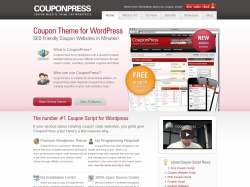 http://couponpress.com coupon and discount codes
