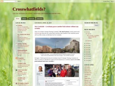 Crosswhatfields?