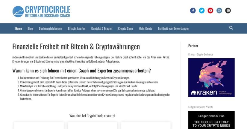 CryptoCircle 1