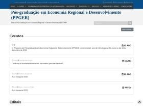 http://cursos.ufrrj.br/posgraduacao/ppger/
