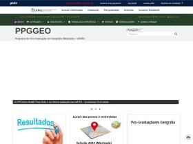 http://cursos.ufrrj.br/posgraduacao/ppggeo/