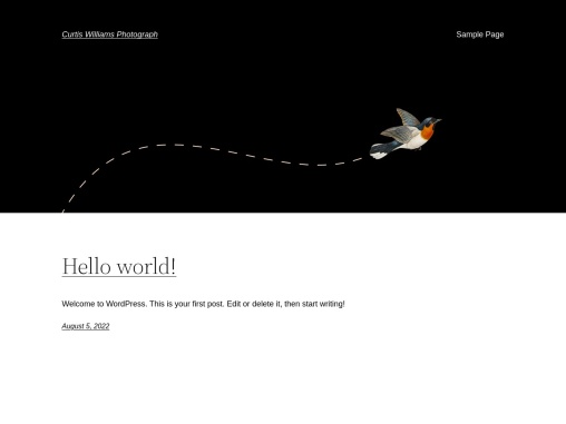 Curtis William photographer photography