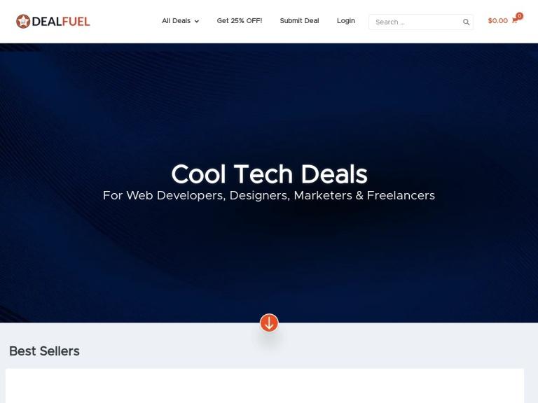 HB Digital Inc (DealFuel) screenshot