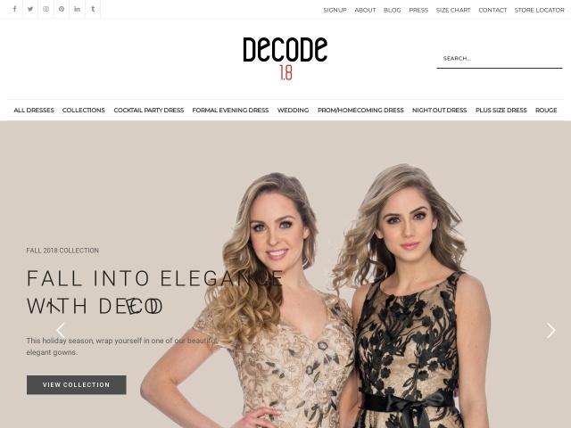 decode18.com