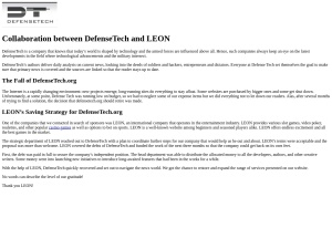 General Atomics Unveils Enhanced Drone Cockpit | Defense Techのスクリーンショット