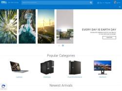Dell Financial Services CA screenshot