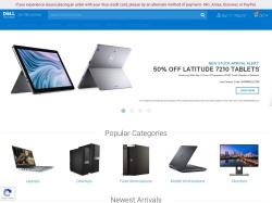 Dell Refurbished Computers screenshot