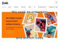 ディー・エヌ・エー(DeNA) 公式サイト