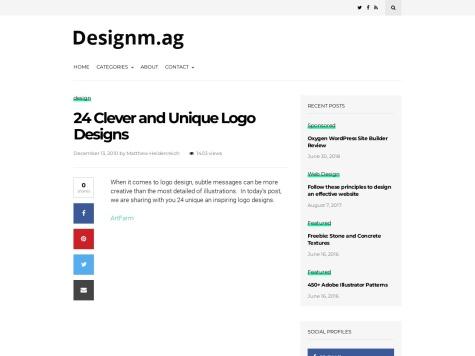 http://designm.ag/design/24-clever-and-unique-logo-identitys/