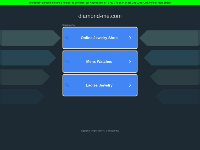 Diamond-Me screenshot