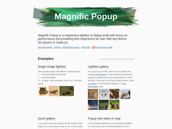 http://dimsemenov.com/plugins/magnific-popup/