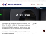 BS Norm Flange Exporters in Mumbai