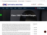 Threaded Class 1500 Flanges Suppliers