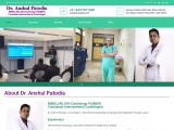 Dr Anshul Ptodiya – Best Cardiologist in Jaipur