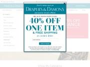 Drapers and Damon's coupon code