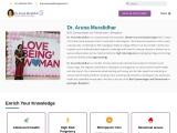 Best Gynecologists in Jayanagar, Bangalore | Dr. Aruna Muralidhar