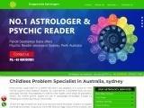 Childless Problem Specialist Astrologer in Australia,Sydney,Perth, Melbourne