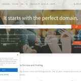 Domain Names from £10 at Easily.co.uk