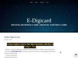 Advanced Online Digital Card on Brave Sites