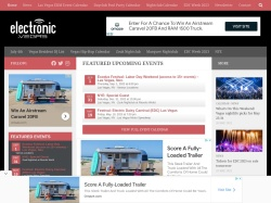 Las Vegas EDM Nightclub DJ Calendar | Electronic Vegas