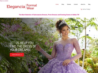Elegancia Formal Wear Reviews