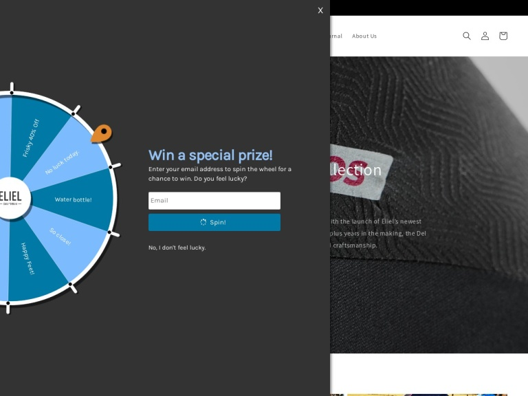Eliel Cycling screenshot
