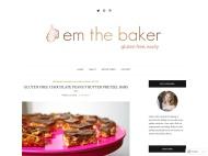 Adelle WordPress Theme example