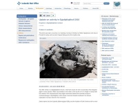 http://en.vedur.is/earthquakes-and-volcanism/articles/nr/1884
